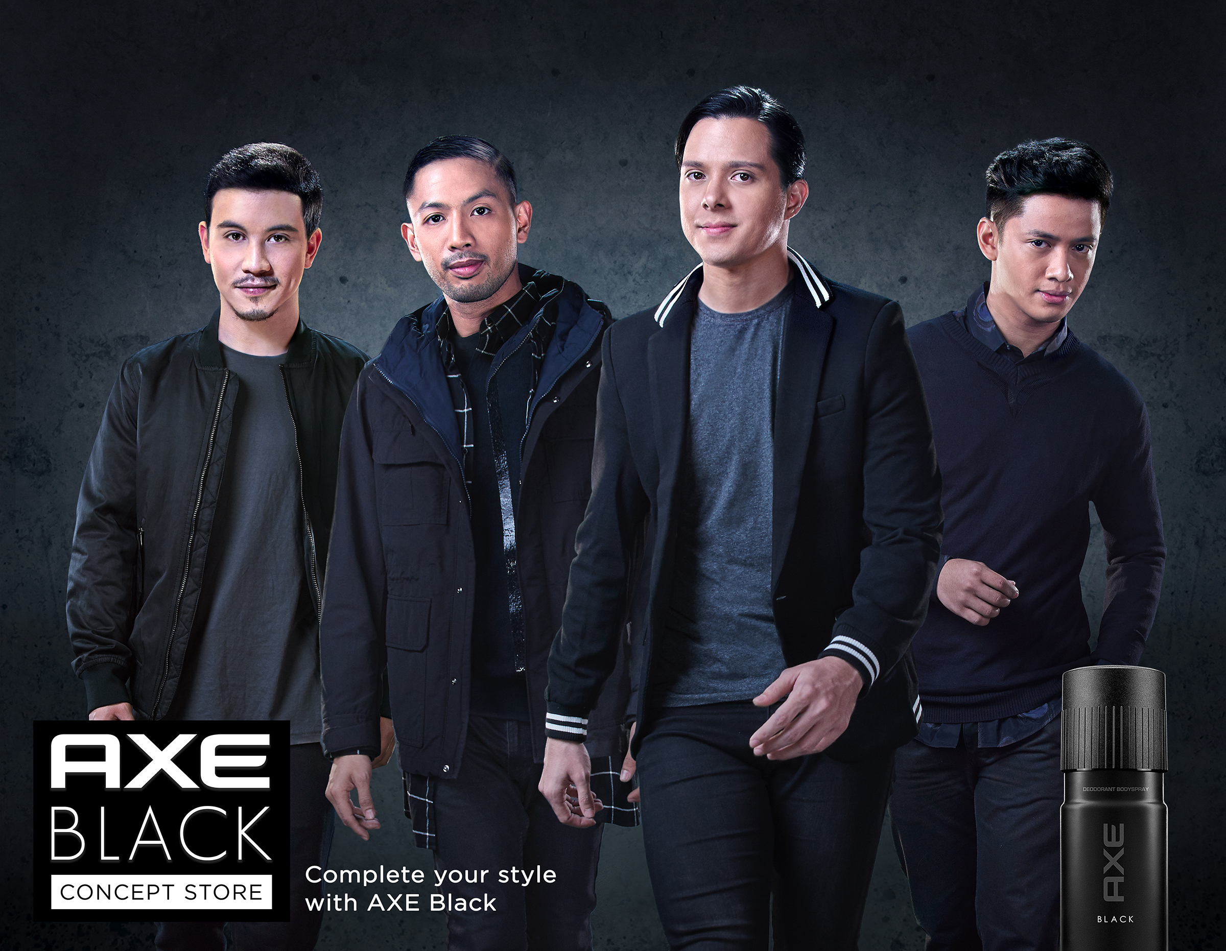 axe black group horizontal